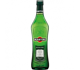 VERMOUTH EXTRA SECO MARTINI 100 CL.