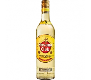 RON BLANCO 3 AÑOS HAVANA CLUB 70 CL.