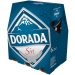 CERVEZA SIN ALCOHOL DORADA BOT. 6X250 ML.