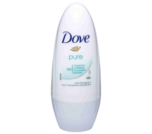 DESODORANTE ROLL-ON PURE DOVE 50 ML.